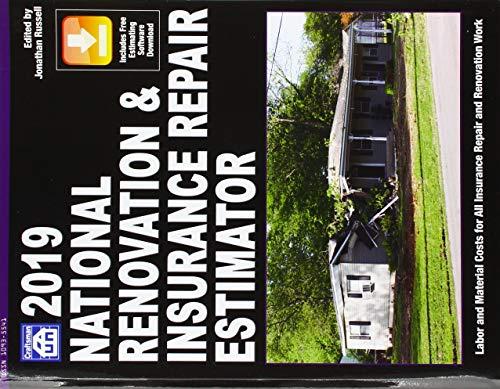 National Renovation & Insurance Repair Estimator 2019 (National Renovation and Insurance Repair Estimator) (Construction Estimating Program)