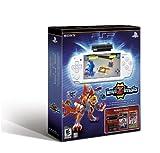 PSP-3000 Invizimal with Camera Bundle - White