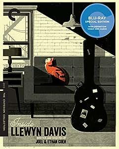 Criterion Collection: Inside Llewyn Davis [Blu-ray] [Import]