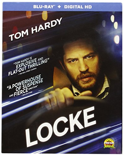 Locke [Blu-ray + Digital HD]
