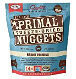 Primal Freeze Dried Cat Food – Rabbit Formula – 14 Oz. Review