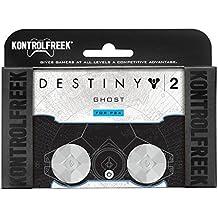 KontrolFreek Destiny 2: Ghost Performance Thumbsticks for PlayStation 4 Controller (PS4)