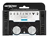 KontrolFreek Destiny 2: Ghost Performance Thumbsticks for PlayStation 4 Controller (PS4) Review