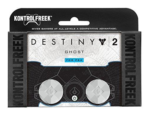 Kontrolfreek Destiny 2  Ghost Performance Thumbsticks For Playstation 4 Controller  Ps4