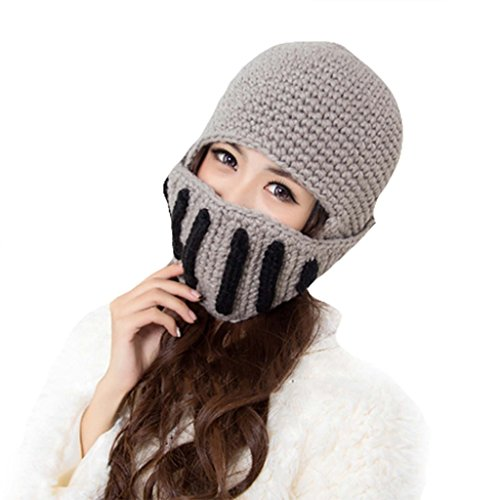 e3ea5a60ebd Top Choice · Knight Helmet Knitted Winter Black product image