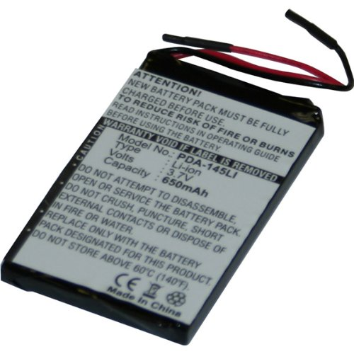 Ultralast PDA-145LI Replacement Battery for Palm Z22 PDA