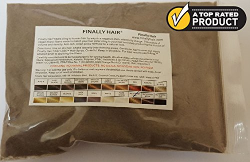 New Hair Building Fibers 100 14 114 Grams. Highest Grade Refill That You Can Use for Your Bottles From Competitors Like Toppik, Xfusion, Infinity Light Salt Pepper