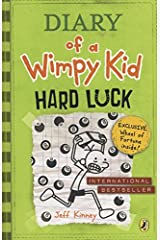 Diary of a Wimpy Kid: Hard Luck Paperback