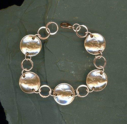 dcff72159713c 1948 Penny Bracelet Jewelry 71st Birthday Gift for Women