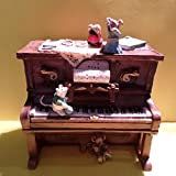 Pennywhistle Lane ** ''Piano Rag'' Piano & Mouse (Musical Tune- Invitation to Dance ** 657859