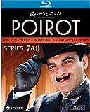 Agatha Christie's Poirot, Series 7 & 8 [Blu-ray]