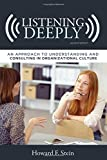 img - for Listening Deeply: An Approach to Understanding and Consulting in Organizational Culture, Second Edition (ADVANCES IN ORGANIZATIONAL PSYCHODYNAMICS) book / textbook / text book
