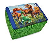 Kidz World Good Dinosaur Upholstered Storage Bench