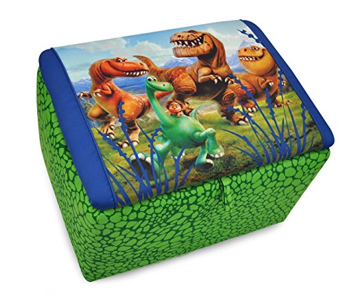Kidz World Good Dinosaur Upholstered Storage Bench by Kidz World