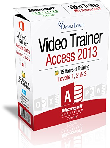 Access 2013 Training Videos Specialist product image