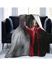 """shenguang Donny Osmond Gooi Dekens Gooi Deken Super Zachte Microfleece Deken Pluizige Gezellige Deken voor Bank Sofa Bed 80 """"x60"""""""