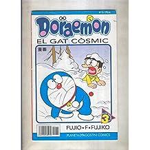 Doraemon el gat cosmic numero 12 (numerado 2 en trasera)