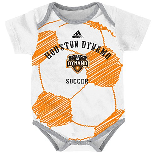 Dynamo Ball - MLS Houston Dynamo Infant Creeper