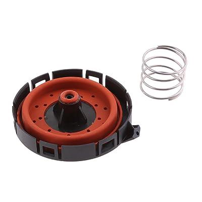 MonkeyJack Crankcase Vent Breather PCV Valve for BMW 550I 645CI 11127547058 14506018001