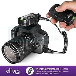 Altura Photo Professional Flash Kit For Nikon Dslr - Includes: I-ttl Flash (Ap-n1001), Wireless Flash Trigger Set & Accessories 16