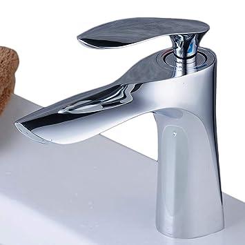 Badarmatur Wasserhahn Waschtisch Mischbatterie Einhebelmischer Waschbecken neu