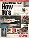 img - for Radio Control Boat How-To's by Gerry Yarrish (1993-07-24) book / textbook / text book