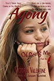 Agony of Being Me is Part One of a Two Book Set. Finding You is Book TwoAnticipated Release date of Finding You is on or before June 30, 2016 and is available for Pre Order on Amazon..An intense teen & young adult romantic drama intended for comi...