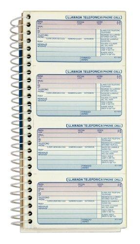 adams-mensajes-telefonicos-spanish-language-telephone-message-book-2-part-carbonless-white-canary-40