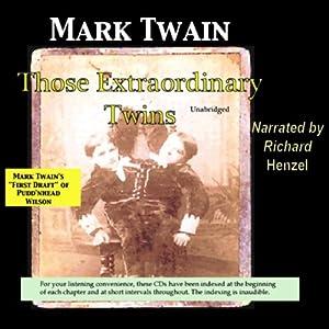 Those Extraordinary Twins Audiobook