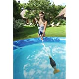 Kokido Skooba Vac Above Ground Swimming Pool Vacuum Cleaner for Intex Pools