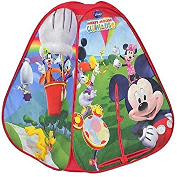 DISNEY MICKEY MOUSE POP UP ADVENTURE IGLOO PLAY TENT TOY PLAYHOUSE KIDS CHILDRENS HIDEAWAY WENDY HOUSE  sc 1 st  Amazon UK & DISNEY MICKEY MOUSE POP UP ADVENTURE IGLOO PLAY TENT TOY PLAYHOUSE ...