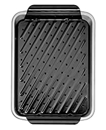 Wilton Recipe Right Large Broiler Grid Pan