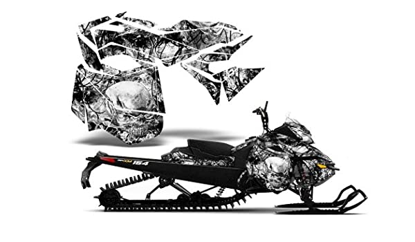 2013 SKI DOO rev xm Wrap Graphics Kits SNOWMOBILE SLED GRAPHIC WRAP DECALS