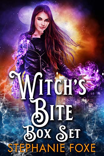Witch's Bite Box Set: The Complete - Witch Vampire