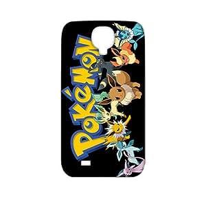 Fortune Anime cartoon Pokemon 3D Phone Case for Samsung Galaxy s4