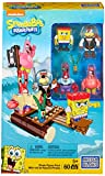 Mega Bloks Spongebob Squarepants Pirate Figure Pack Building Playset
