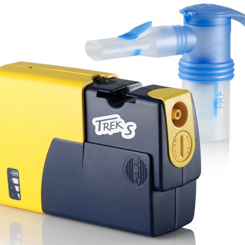 Battery Operated Piston Compressor Combo (Battery Included) + Bonus Extra Kit by Trek S