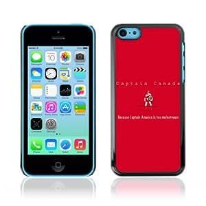 MMZ DIY PHONE CASEYOYOSHOP [Captain Canada] Apple ipod touch 5 Case