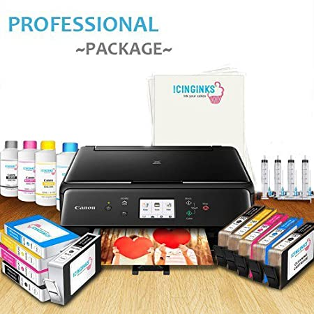 Review Icinginks Professional Edible Printer