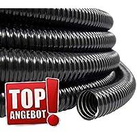 Pondlife 15m Rolle Teichschlauch Spiralschlauch 25mm - Made in Europe