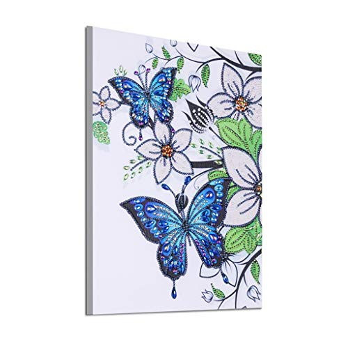 ❤️Ywoow❤️, Special Shaped Diamond Painting DIY 5D Partial Drill Cross Stitch Kits Crystal R