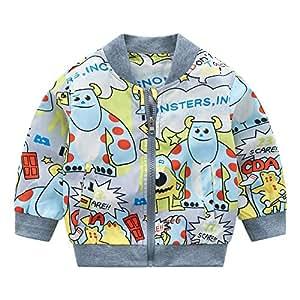 Amazon.com: Fheaven Kids Baby Winter Jacket Cute Monster