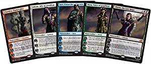 SDCC 2016 Complete Set of Magic: The Gathering Planeswalkers
