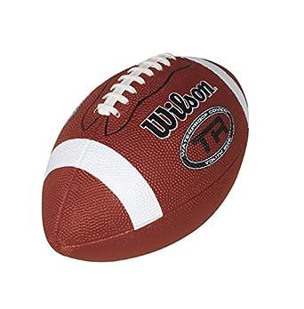Wilson WTF1553XDEF TR - Balón de fútbol juvenil (caucho, talla 7 ...