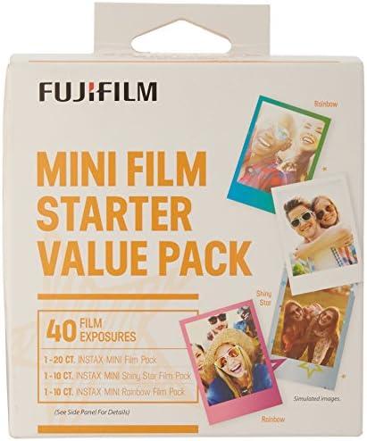 Amazon.com: Fujifilm Instax Mini Film Starter Value Pack ...