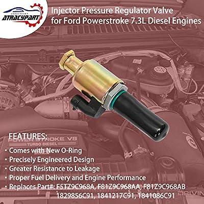 7 3 IPR Valve Injector Pressure Regulator | for Ford 7 3L V8 Diesel  Turbocharged | 1995-2003 Ford F250 F350 F450 F550 Super Duty E350 E450 E550