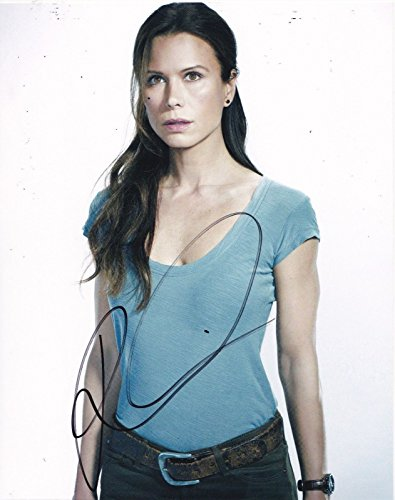 hot-sexy-rhona-mitra-signed-8x10-photo-authentic-autograph-last-ship-tnt-coa