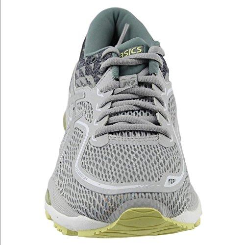 ASICS Womens Gel-Cumulus 19 Running Shoe Grey tFvYo