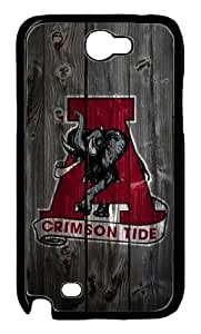 Alabama Crimson Tide Alternate For Case Iphone 4/4S Cover PC, Alabama Crimson Tide Alternate for For Case Iphone 4/4S Cover pc black