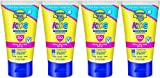 Banana Boat Kids Tear Free Sunscreen Lotion Travel Size SPF 50, 2 Ounce (Pack of 4)